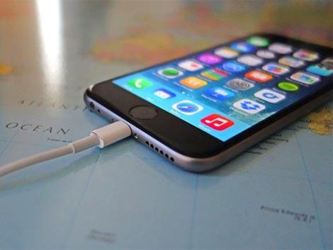 celular carregando