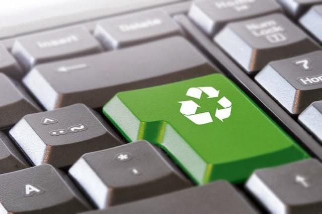 como descartar o lixo eletroeletrônico